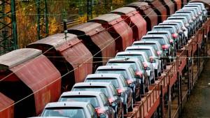 Strompreis treibt Fracht von der Schiene auf die Straße