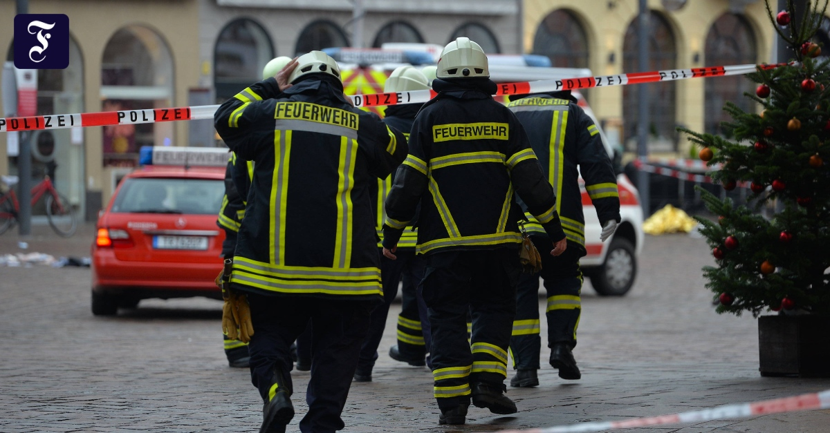 Vier Tote bei Amokfahrt in Trier