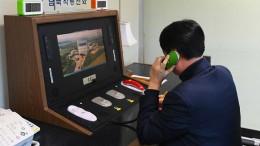 Nord- und Südkorea nähern sich an