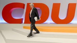 Linssen hört als CDU-Schatzmeister auf