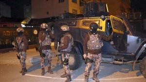Deutsche IS-Anhänger in Türkei festgenommen