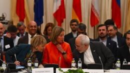 EU trotzt Iran-Sanktionen