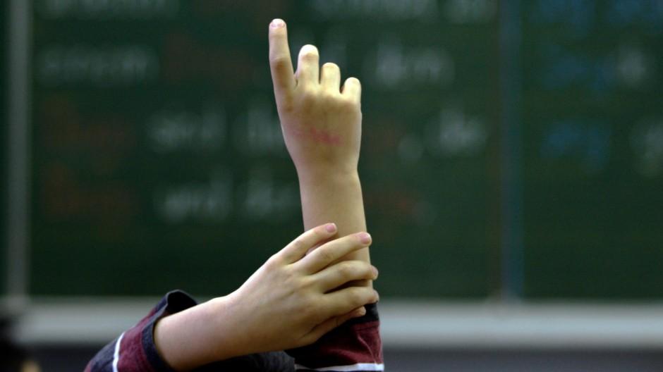 Türkisch stämmige Kinder überschätzen gern ihre schulischen Leistungen. Das ist vielleicht auch gut so.