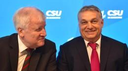 Ungarisch-bayerische Freundschaft