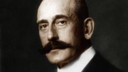 Der neue Reichskanzler Prinz Max von Baden