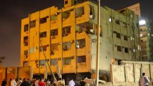 IS bekennt sich zu Bombenanschlag in Kairo