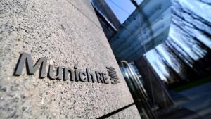 Münchener Rück muss 800 Millionen für Corona-Schäden zahlen