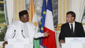 Im Niger entführter Deutscher lebt