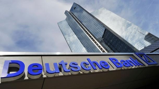 Deutsche Bank mit 2,15 Milliarden Verlust