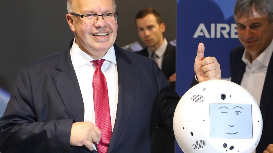 Wirtschaftsminister Peter Altmaier
