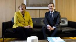 Ringen um die Währungsunion