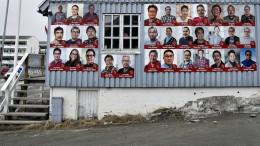Grönland vor Machtwechsel