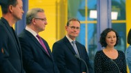 Berliner wählen linkes Dreierbündnis