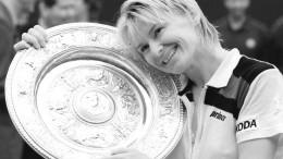 Tenniswelt trauert um Jana Novotna