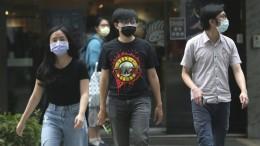 Auch Taiwan hat nun Probleme