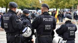 Polizei darf keine Fotos von Protesten twittern