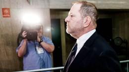 Weinstein beteuert Unschuld