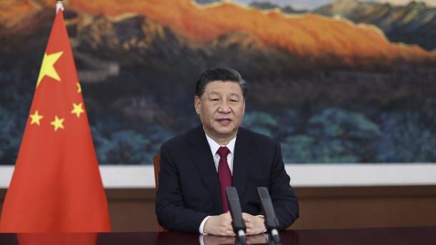 Wirtschaft kritisiert Chinas Isolationskurs