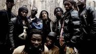Kollaboration: Der Berliner Techno-Pionier Mark Ernestus und acht Musiker aus dem Senegal.