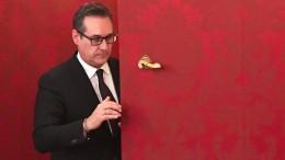 FPÖ macht Strache den Weg ins Europaparlament frei