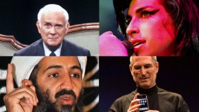 Bilderstrecke: Die Toten des Jahres 2011