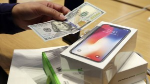 Apple präsentiert Rekordzahlen