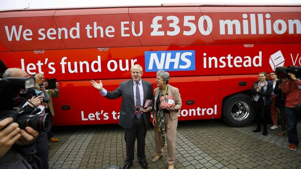EU-Gegner planen Brexit-Museum