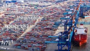 Deutschland einer der größten WTO-Profiteure
