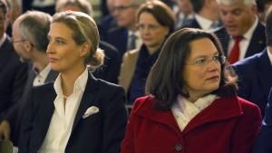 SPD ist wieder deutlich zweitstärkste Partei