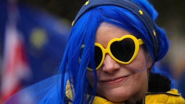 Mehr Mut, Europa!