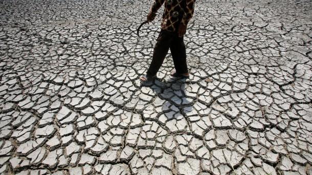 Dürren, Überschwemmungen und Hungersnöte