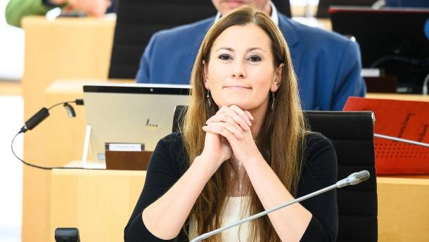Janine Wissler will Vorsitzende der Linkspartei werden