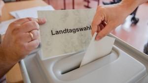 Das erwartet Sie heute zu den Landtagswahlen