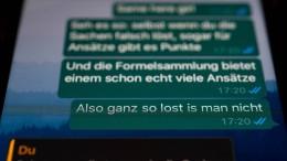 """Einfach voll """"lost"""""""