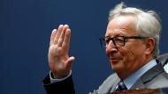Junckers Rede zur Lage der EU