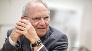 Schäuble warnt vor Konjunkturprogrammen