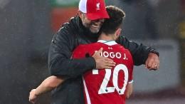 Liverpool dreht Partie gegen Arsenal