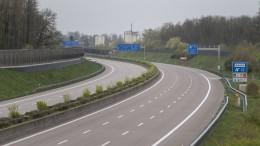 Appell an Autofahrer: Osterbesuche unterlassen