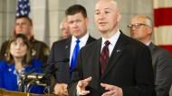 Nebraska schafft Todesstrafe ab