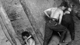 Lynchmord an deutschem Bergarbeiter in Amerika
