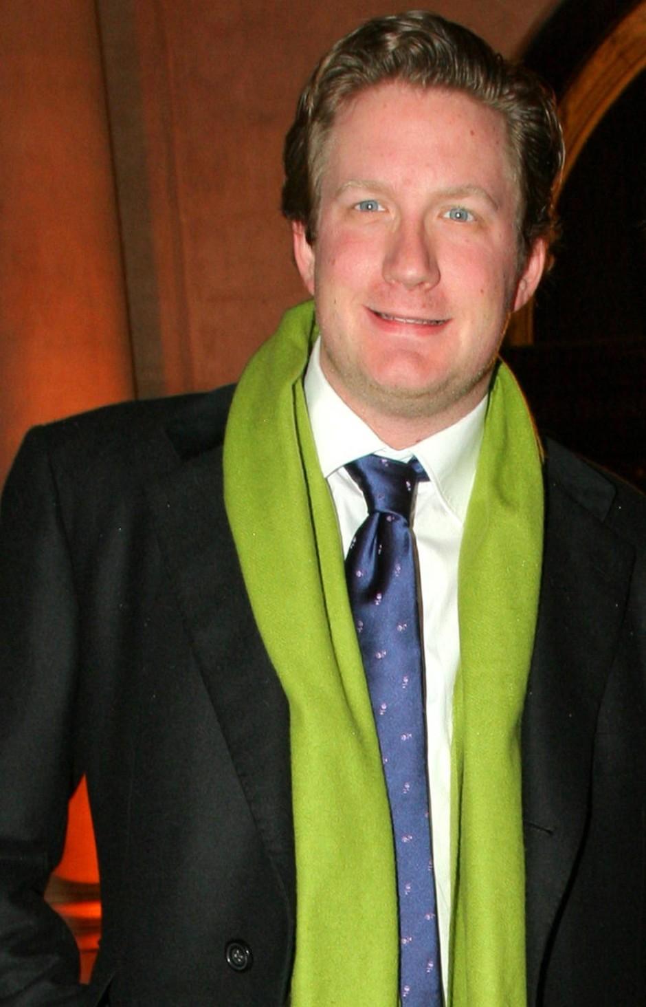 Filmunternehmer David Groenewold
