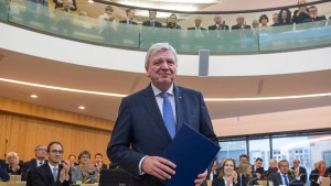 Bouffiers drittes Kabinett
