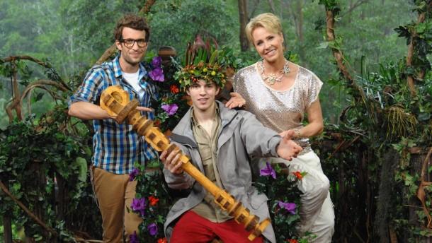 Dschungel-Camp nominiert