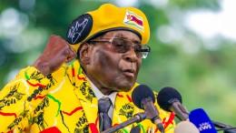 Mugabe soll bis Montag zurücktreten