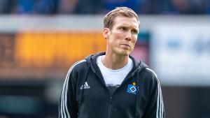 Trainer Hannes Wolf muss doch gehen