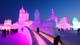 Chinesische Träume aus Eis