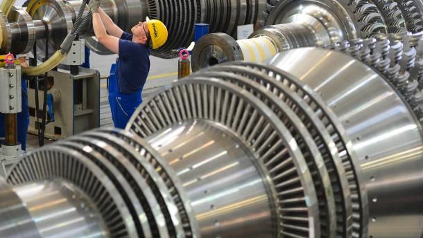 Kraftwerks-Auftrag für Siemens