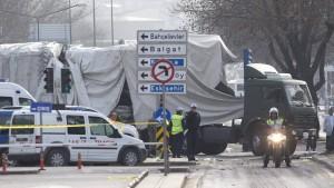 Selbstmordattentäter soll aus Syrien stammen