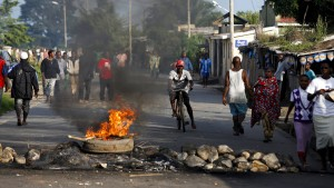 Verwirrung um Situation in Burundi