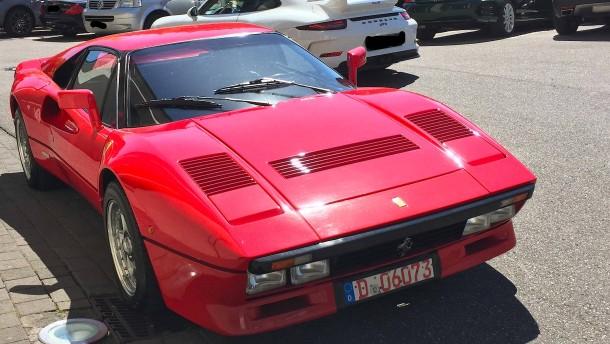 Mutmaßlicher Ferrari-Dieb sitzt bereits hinter Gittern